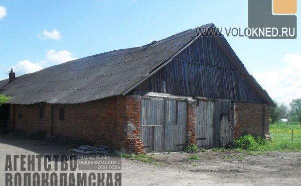 Участок 1,5 га под ферму в Лотошинском районе